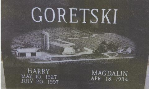 Harry R Goretski