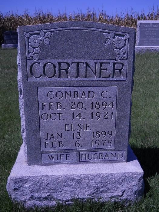 Conrad Charles Cortner