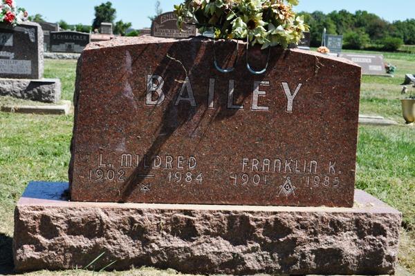 Franklin Kenneth Bailey