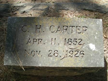 Claiborn Henry Carter