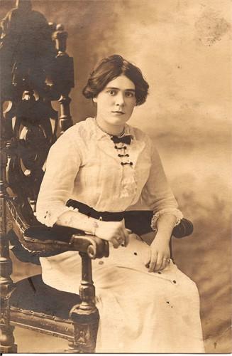 Mary May <i>Egan</i> Tierney