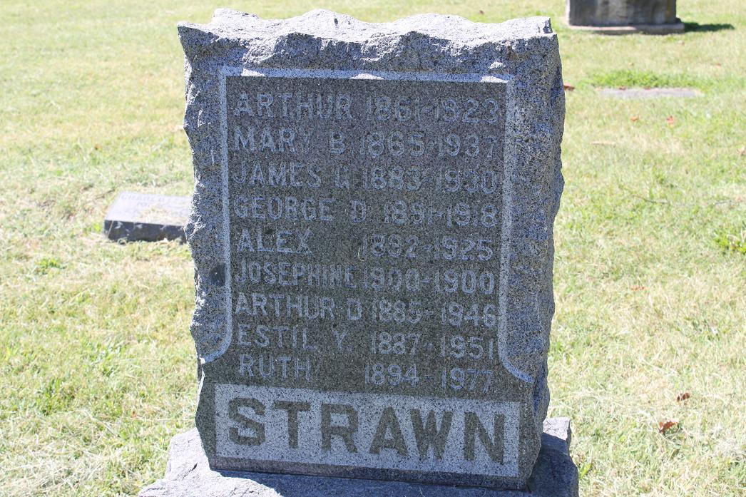 Estil Young Strawn