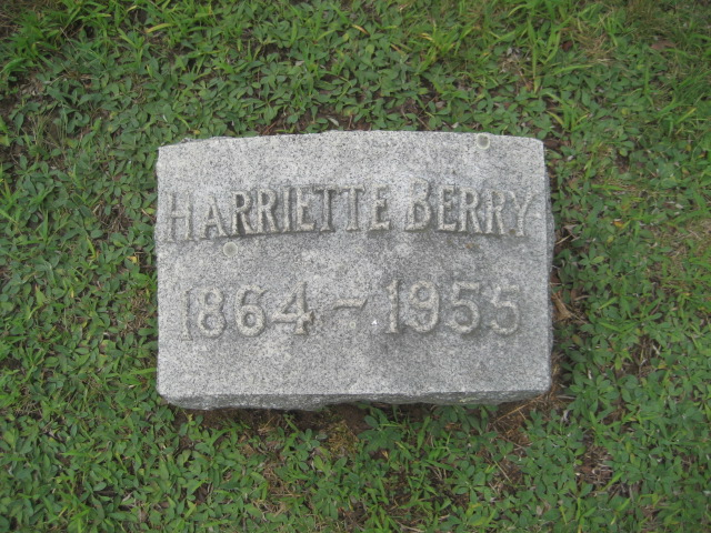 Harriette Berry