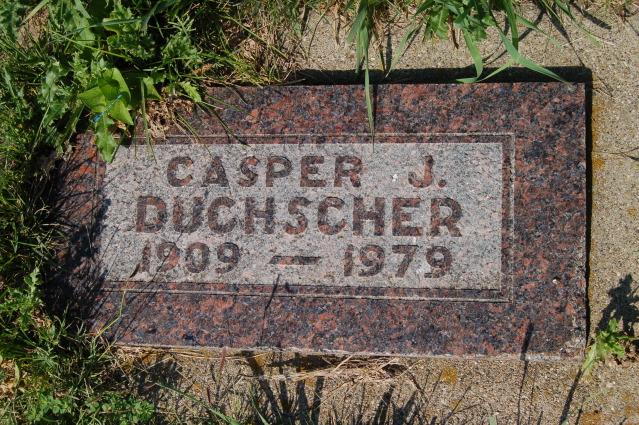 Casper J Duchscher