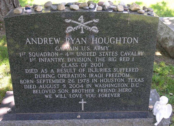 CPT Andrew Ryan Houghton
