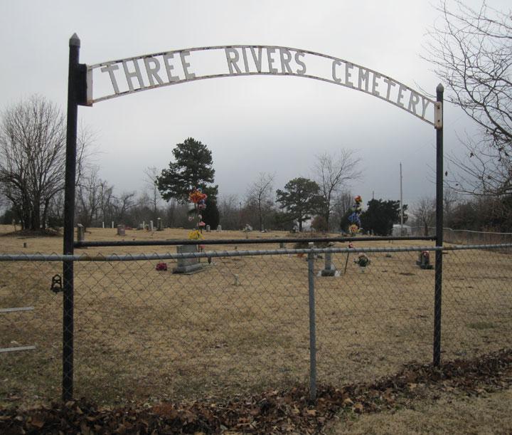 Three Rivers Cemetery
