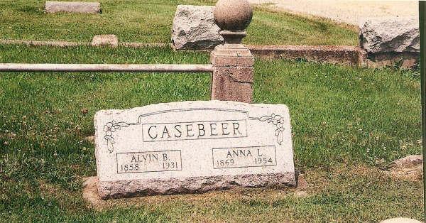Anna L. <i>Fultz</i> Casebeer