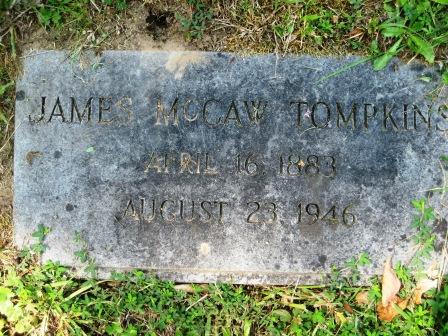 Dr James McCaw Tompkins