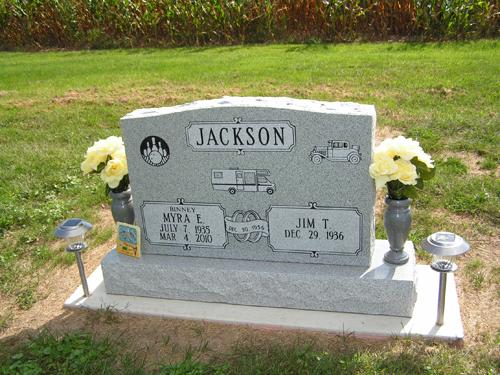 Myra E. <i>Binney</i> Jackson