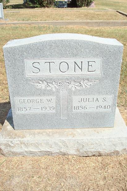 George Washington Stone