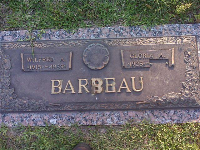 Gloria Ann <i>Hagerman</i> Barbeau