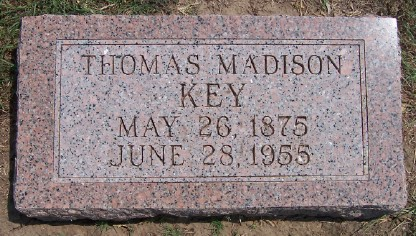 Thomas Madison Key