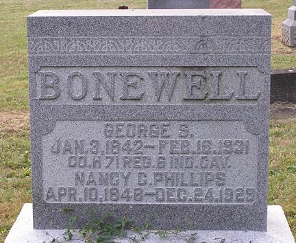 Nancy C. <i>Phillips</i> Bonewell