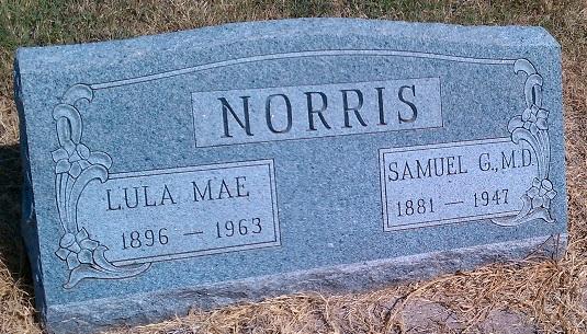 Dr Samuel Gadson Norris