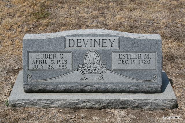 Huber Gustav DeViney