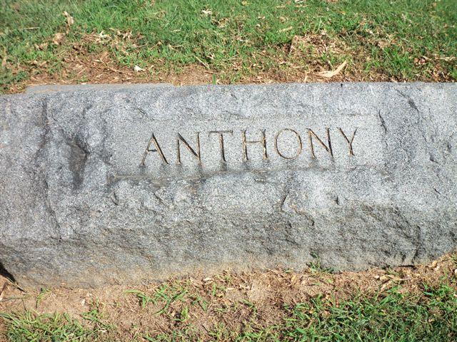 Annis Addie Anthony