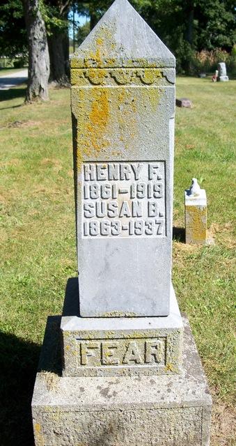 Henry Felix Fear