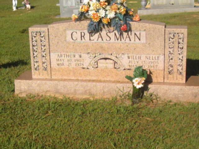 Arthur W. Creasman