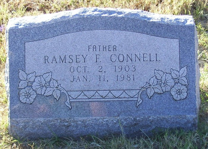 Ramsey Fred Connell