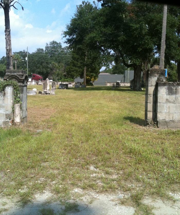 Old Saint Joseph Church Cemetery