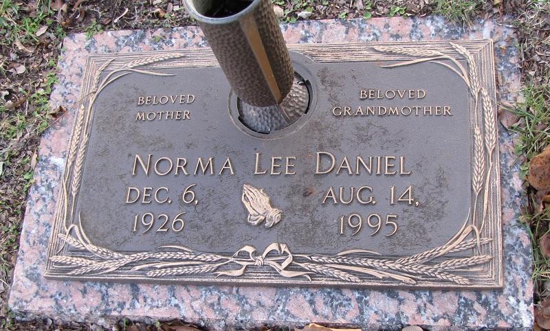 Norma Lee Daniel