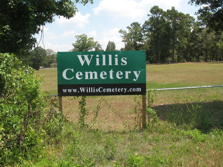 Willis Cemetery