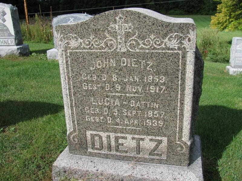 John Dietz, Sr