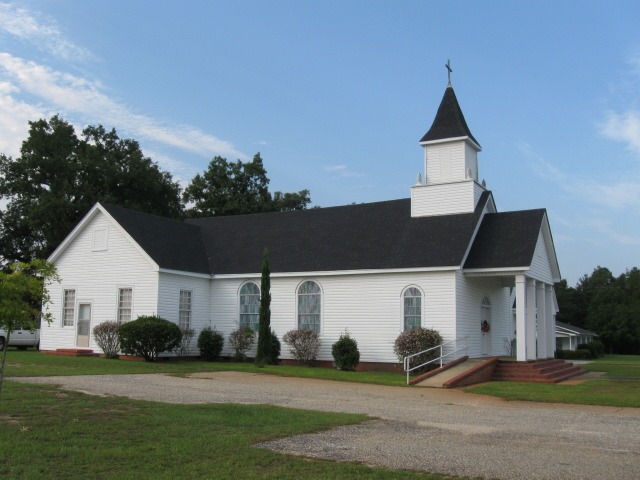 Old Tabernacle Cemetery