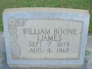 William Boone Ijames