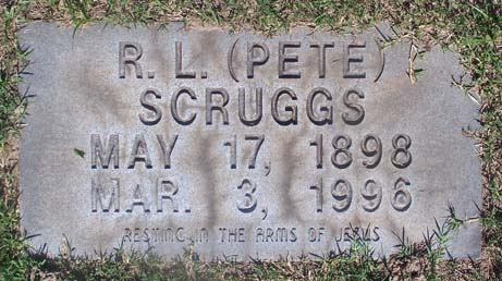 Roland L. Pete Scruggs
