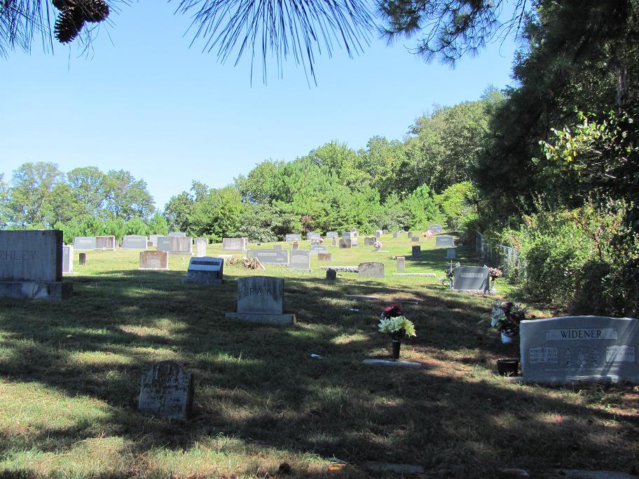 Valley Grove Baptist Church Cemetery