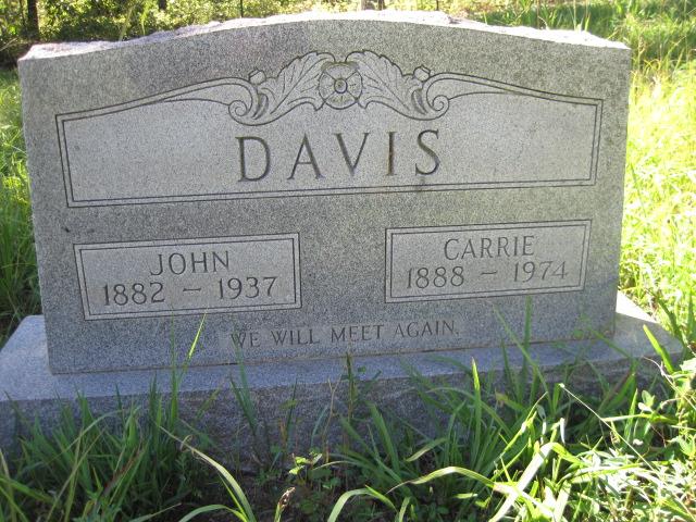 Carrie Davis