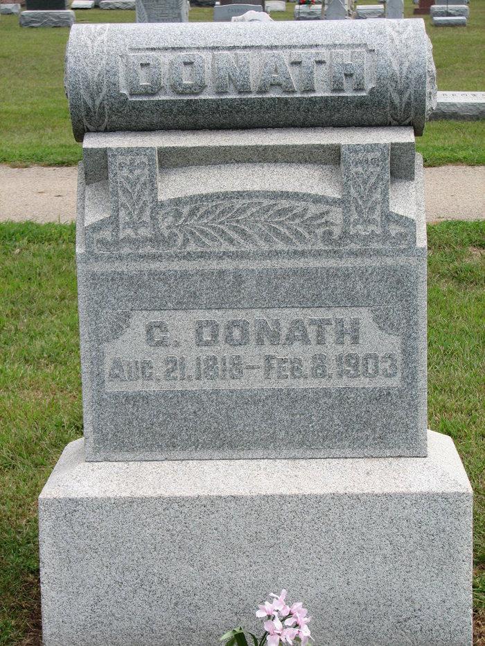 Gottlieb Donath
