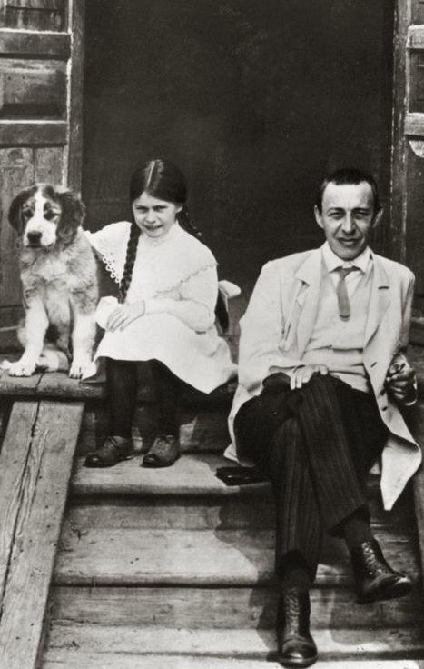 Irina Sergievna Irene <i>Rachmaninoff</i> Wolkonsky