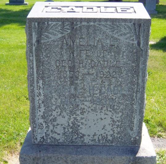 Amelia L. Cadle