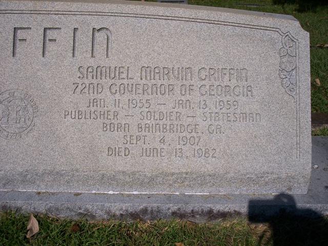 Samuel Marvin Griffin