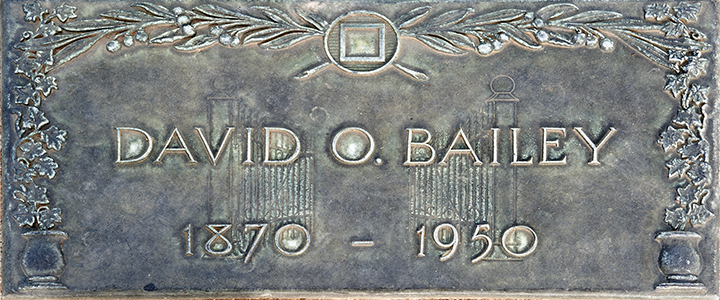 David O Bailey