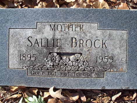 Sallie Brock