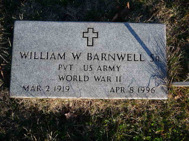 William Barnwell, Sr