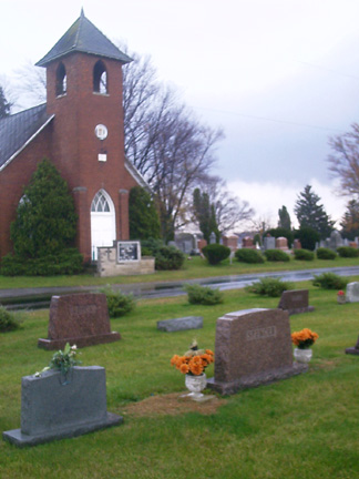 Christian Union Cemetery