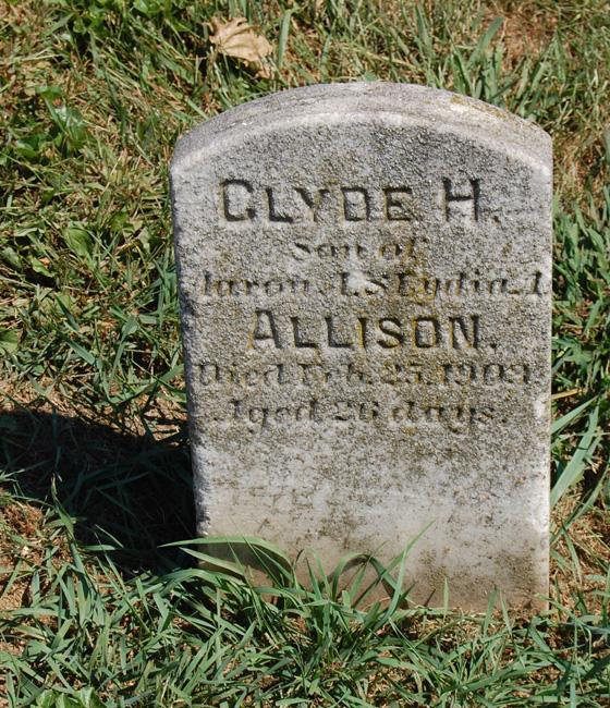 Clyde H Allison