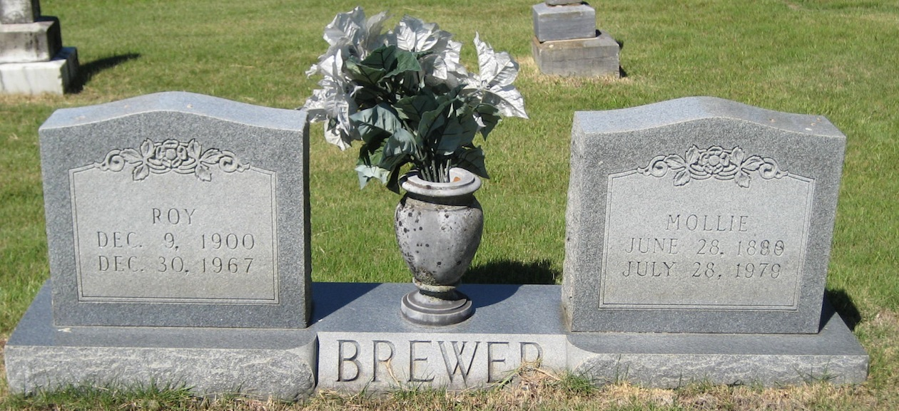 Roy Brewer