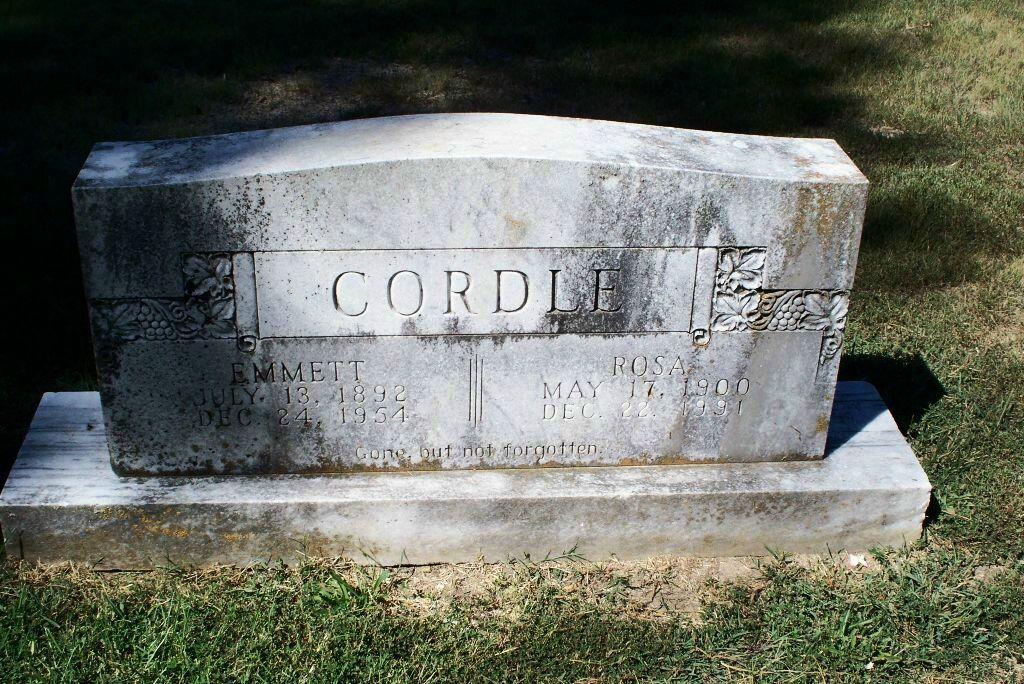 Emmett Cordle