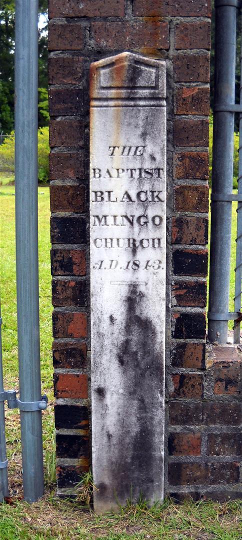 Black Mingo Cemetery