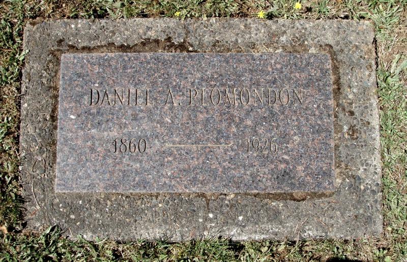 Daniel A Plomondon