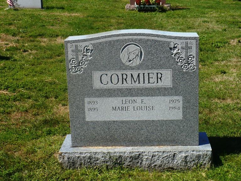 Leon E Cormier