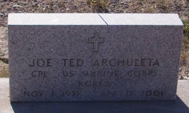 Joe Ted Archuleta
