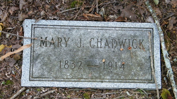 Mary Jane <i>Dover</i> Chadwick