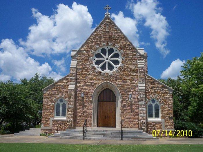 Grace Episcopal Church Columbarium