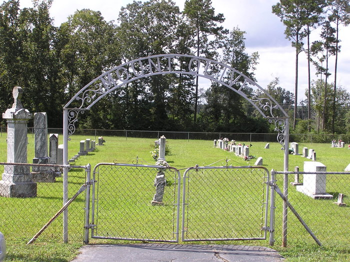 Mount Olive Church of Christ Cemetery